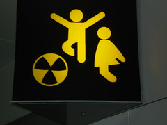 Funny Signs: Fun with radiation!