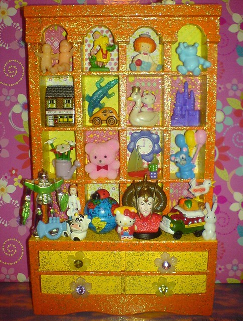 Toy Cabinet 2