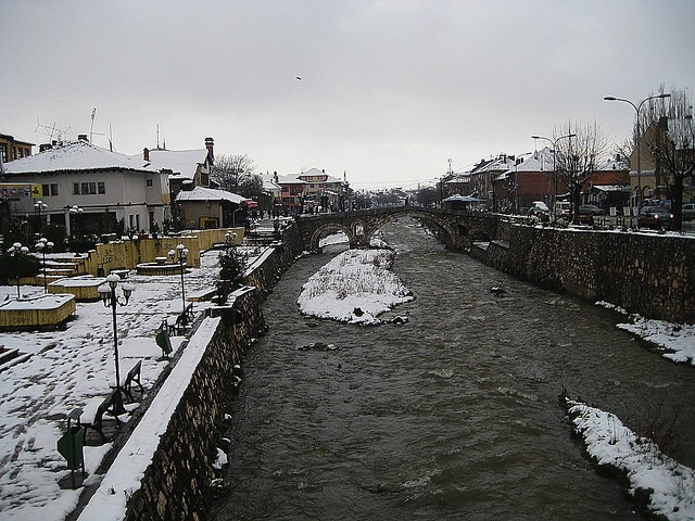 Snow In March In Prizren