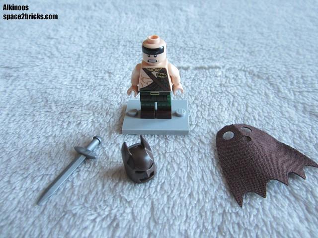 Lego tartan Batman p3