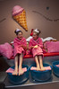 Scooops kids Spa at Great Wolf Lodge