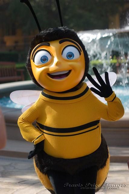 Bee movie barry - photo#10