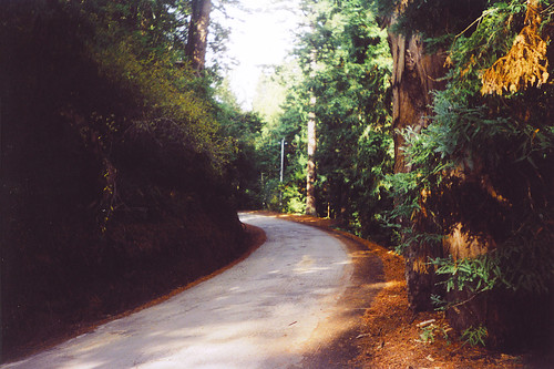 Tunitas Creek Road