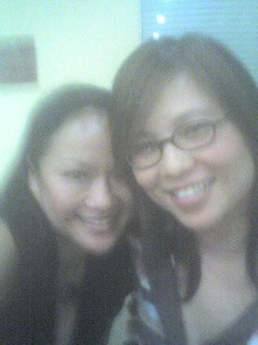 Lani and me