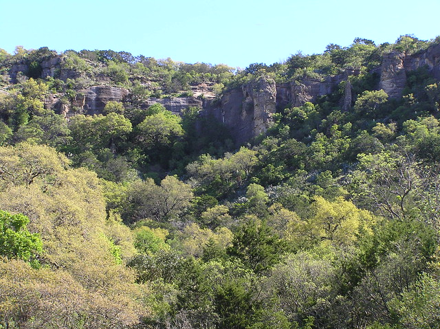 Balcones Escarpment Texas Hill Country http://www.flickr.com/photos/22032113@N02/2126298773/