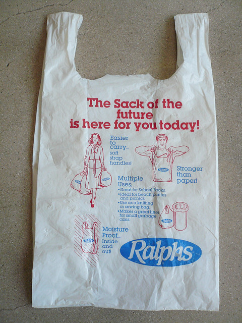 Paper Grocery Sack Crafts