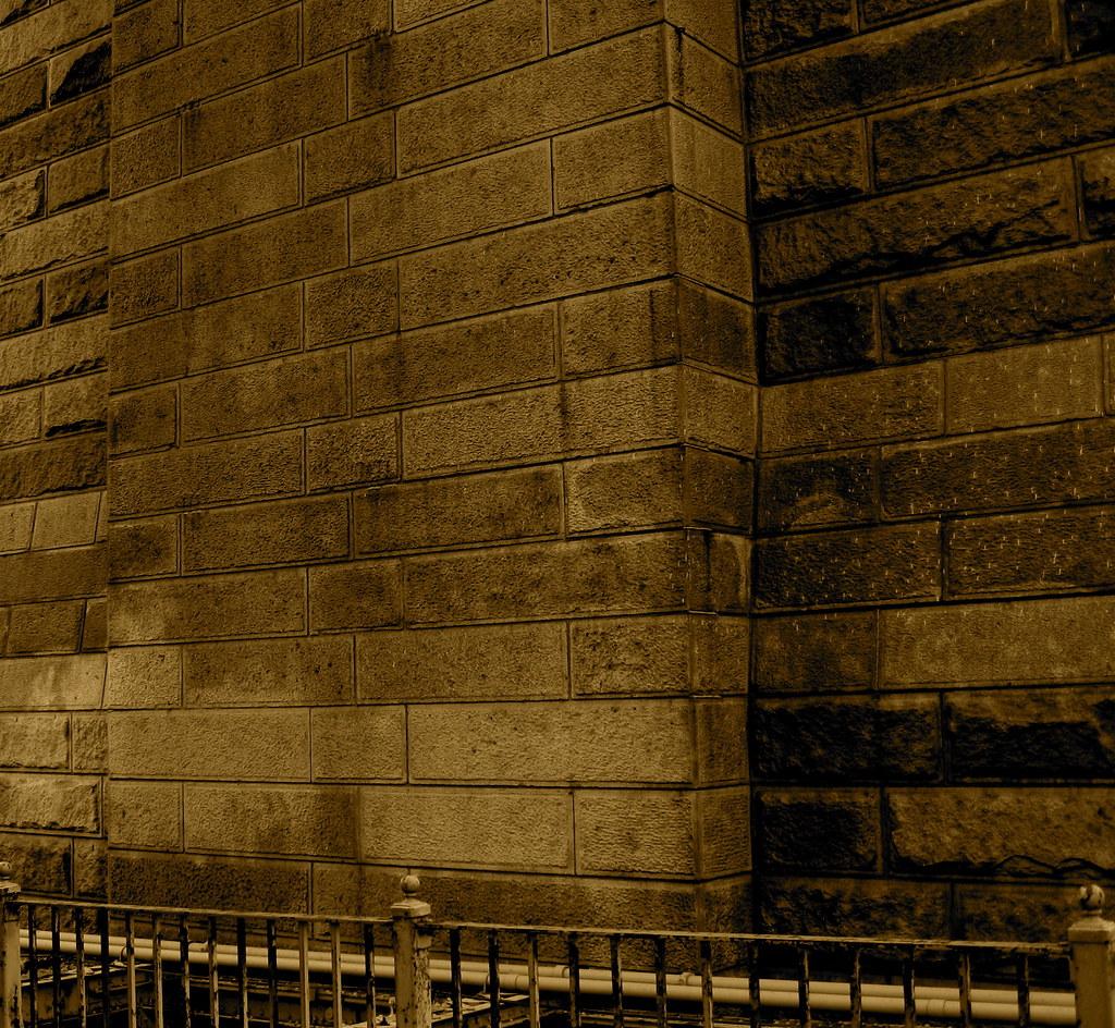 Brooklyn Bridge- stone detail
