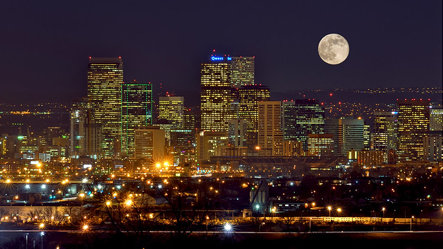 Denvers Skyline: More Impressive Than You Might Think