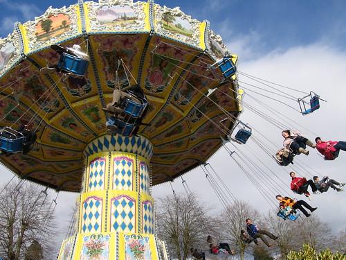 Sky Swinger Paultons Park