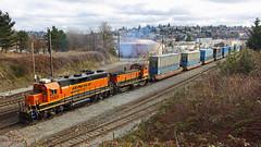 BNSF 2669 ~ Balmer Yard