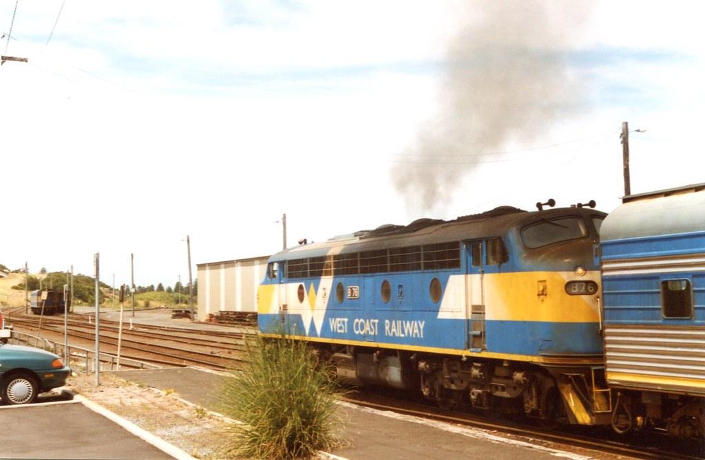 West Coast Railways - Warrnambool 2004