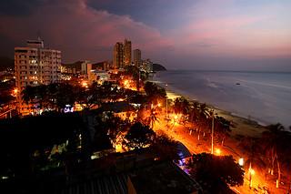 Santa Marta Evening