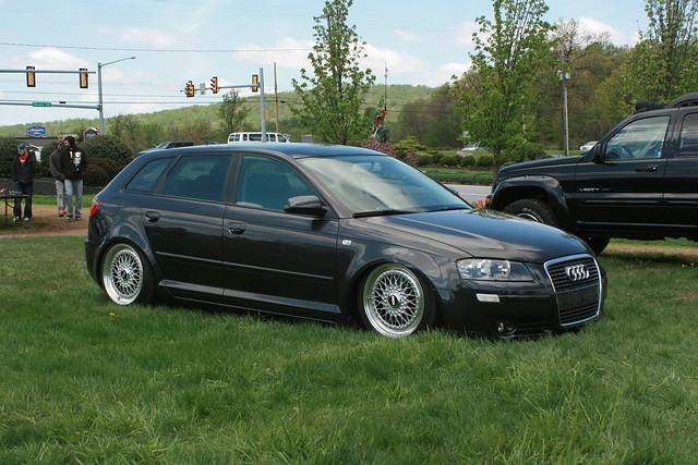 Audi A3 BBS RS