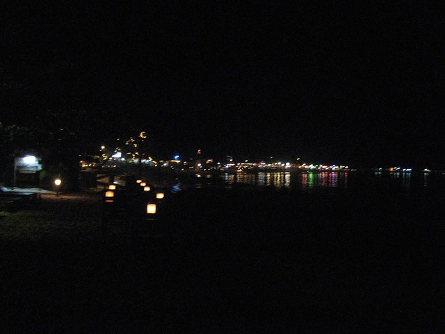 Sihanoukville by night