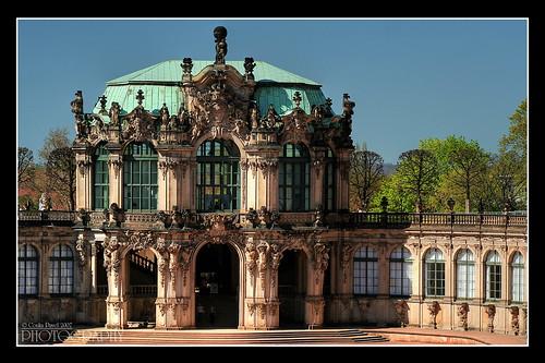 Zwinger - Wallpavillon (Dresden)