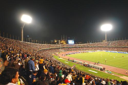 Flickriver most interesting photos from de mexico para el for Puerta 6a estadio universitario