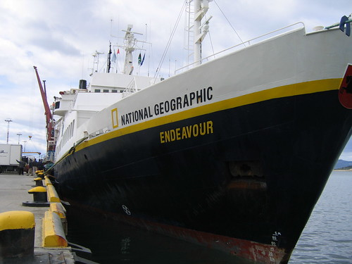 National Geographic Endeavour by yidnaMU