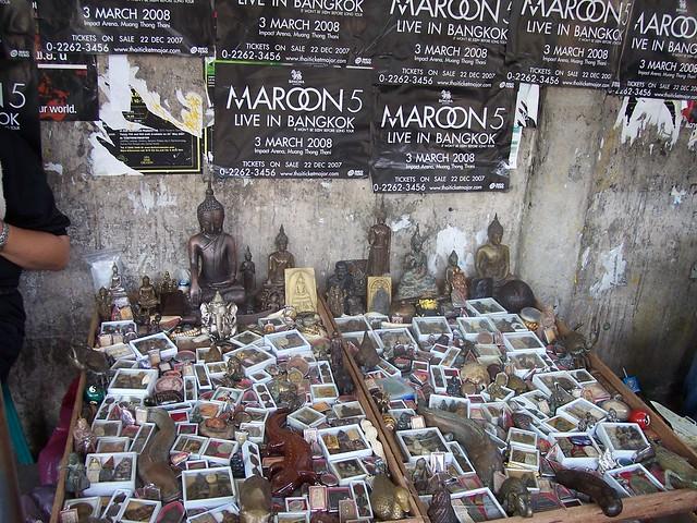 Amulet Market Bangkok