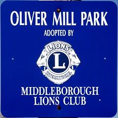 Oliver Mill Park