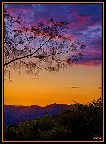 california sunset nature landscape norcal hdr oroville buttecounty dphdr