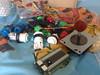 Sticks, Controls and PCB's