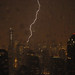 Chicago Loop lightning strike