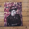 Just arrived this amazingTom Waits print from the great Donald Topp #richardgoodallgallery #donaldtopp #tomwaits #icons