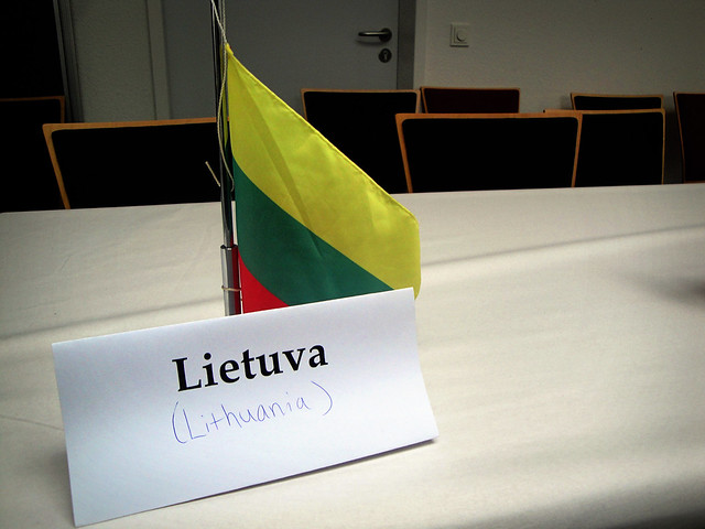lithuania.