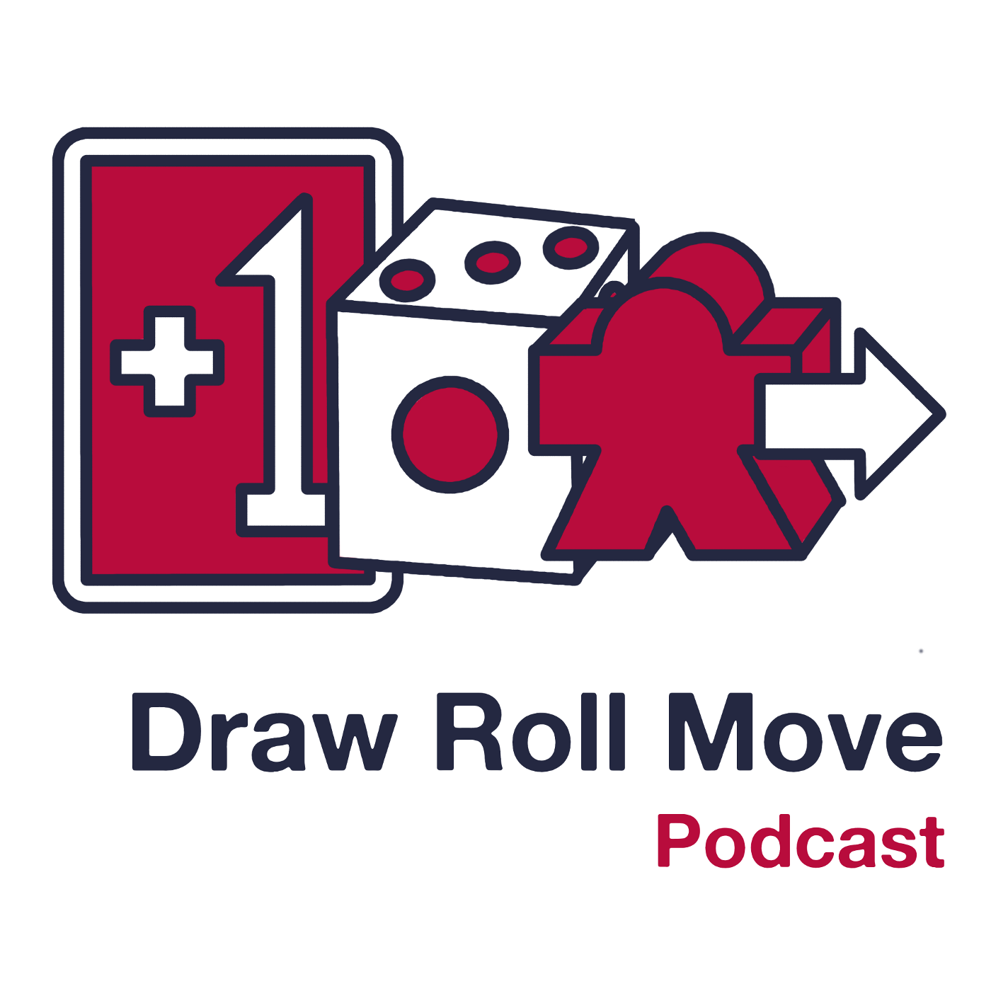 Draw Roll Move Podcast