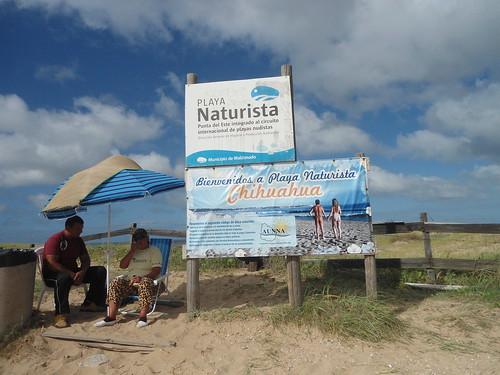 Playa Naturista Chihuahua/Chihuahua Naturist Beach, Portezuelo, Maldonado, Uruguay - www.meEncantaViajar.com by javierdoren
