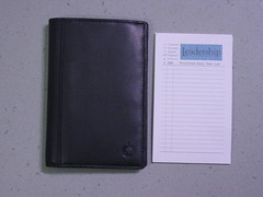 Franklin Covey Task List Wallet