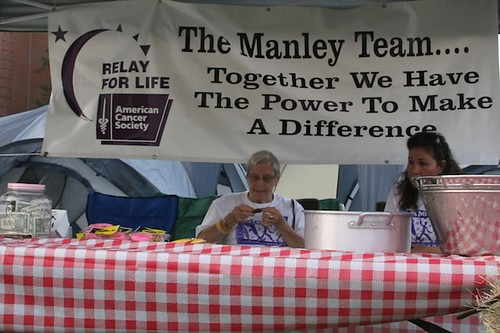 life family church public for march team support florida steve families cancer first event american be baptist fl society 2008 celebrate relay celebrating 08 organized survivors ocala the patients cance manley beger