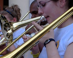 trumpet, trombone, types of trombone, brass instrument, wind instrument,