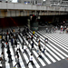 crosswalk at Osaka station by jtabn99