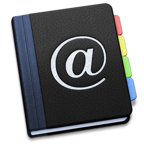 address book icon flickr photo sharing