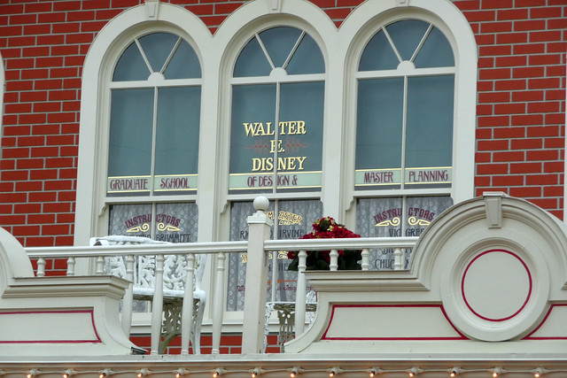 Walt Disney's Window