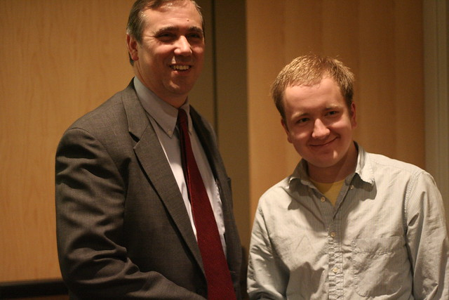 Merkley at LC '07