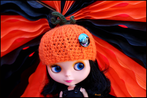 Melodie says:  Happy Halloween...it's almost here!!
