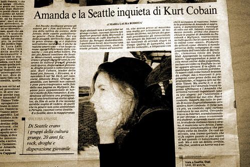 Artículo del Corriere de la Sera