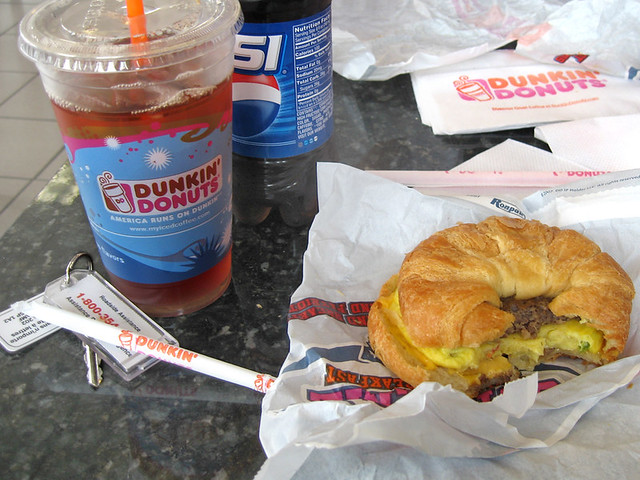 Dunkin Donuts Home Office Rochester Nh