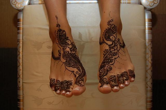Falguni Rajpara Bridal Mehndi Designs : Arabic mehndi designs for wedding hot bridal mehendi