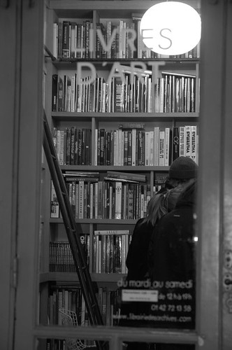 Enter that bookshop