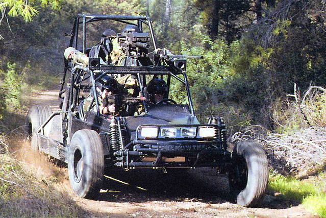 US ARMY Chenowth 'dune buggy' (FAV LSV DPV) 'Special Forces'