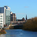 Small photo of River Aire, Leeds