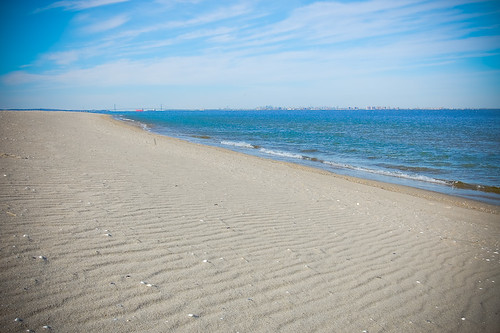 Beach, winter, Sandy_Hook 2