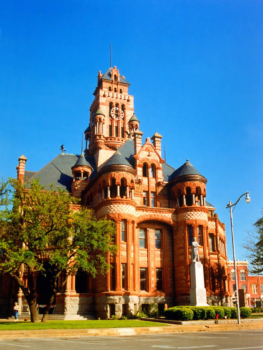 Ellis County Courthouse, Waxahachie