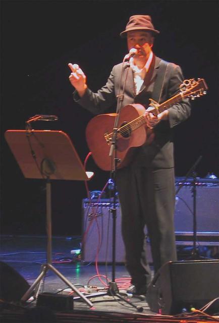 John Watts, Santander 7 de Diciembre de 2007, Festival CUVA.