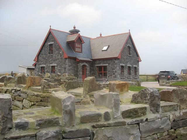 Ireland Stone Building : Stone house in ireland flickr photo sharing