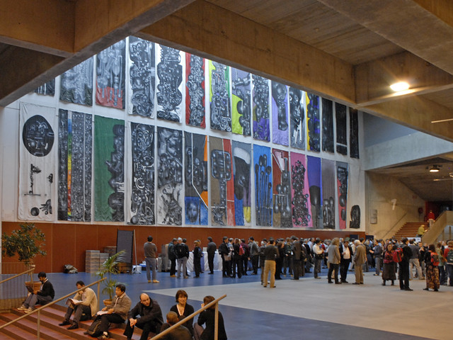Rem koolhaas lille grand palais 1 a gallery on flickr - Salon a lille grand palais ...