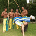 Nossa capoeira!